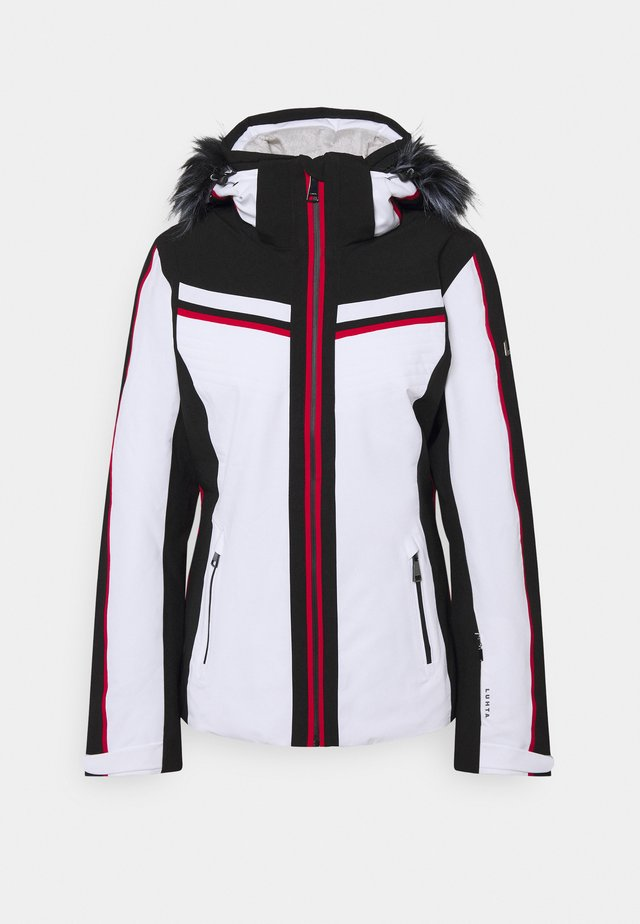 LUHTA ENKLINGE - Ski jas - optic white