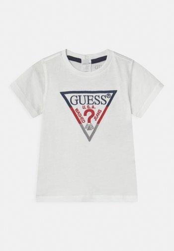 UNISEX - T-shirts print - true white