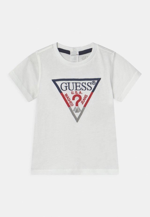 UNISEX - T-shirt con stampa - true white