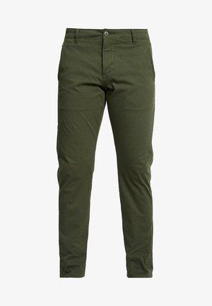 SMART SUPREME FLEX TAPERED - Trousers - deep depths