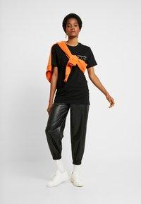 Merchcode - LADIES NEW DAY TEE - T-shirt print - black - 1