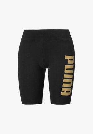 Shorts - black-gold