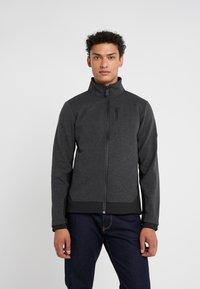 Lamborghini - Zip-up hoodie - black - 0
