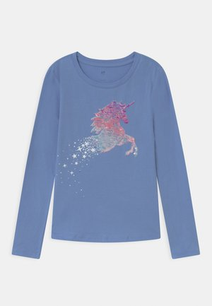 GIRL - T-shirt à manches longues - bright hyacinth