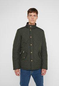 Barbour - POWELL - Light jacket - sage - 0