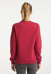 ICEBOUND - Sweatshirt - rot - 2