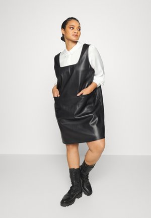 NMMILEY PINAFORE DRESS - Vestito estivo - black