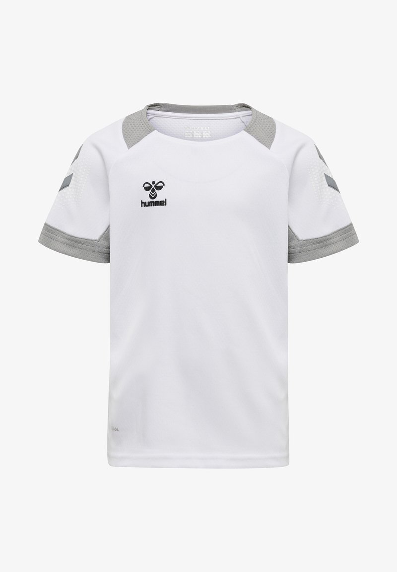 Hummel - Print T-shirt - white
