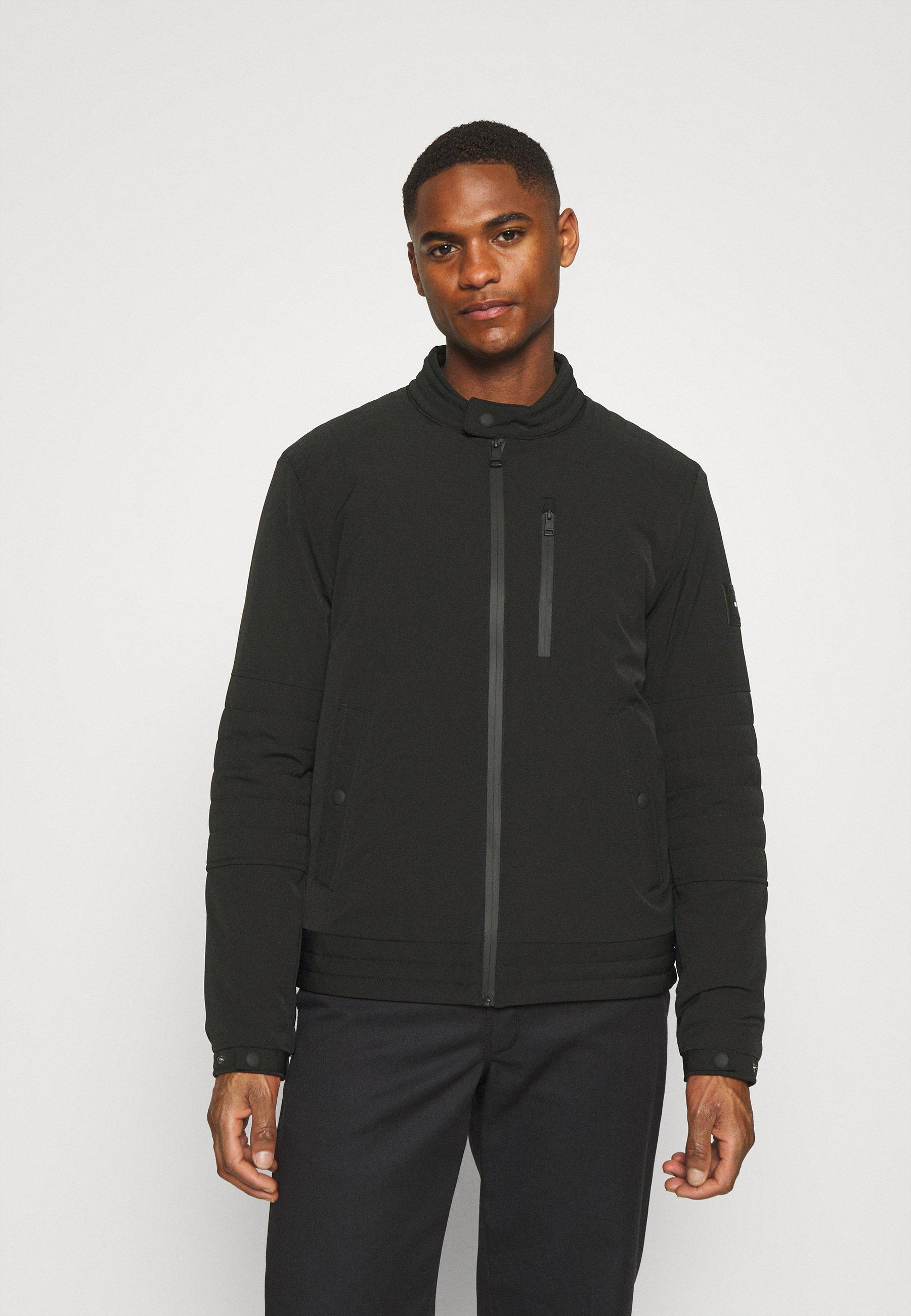 Men STRETCH CAFE RACER - Light jacket