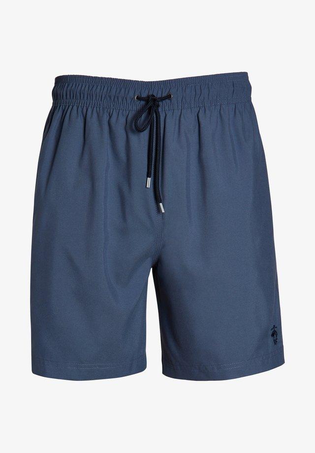 WAVES - Swimming shorts - navy