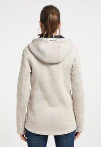 ICEBOUND - Fleece jacket - elfenbein melange - 2