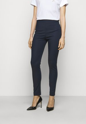 PANTALONI TROUSERS - Broek - navy