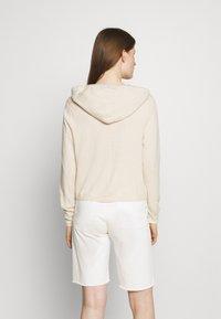 Filippa K - CHIARA HOODIE - Maglione - soft beige - 2