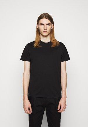 ABBREVIATION VINTAGE - Basic T-shirt - black/black