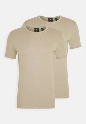 BASE 2 PACK  - T-shirt basic - rock