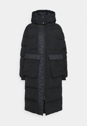 Down coat - black/infrared 23