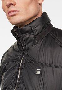 G-Star - MEEFIC - Light jacket - schwarz - 3