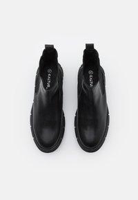 Kaltur - Platåstøvletter - black - 5