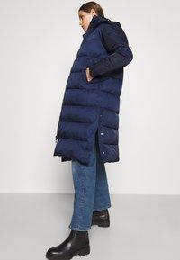 HUGO - FAVINA - Winter coat - open blue - 4
