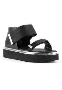 United Nude - VITA - Platform sandals - black - 1