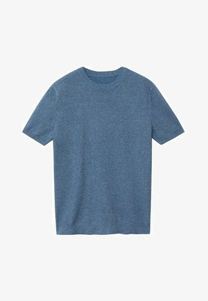 Basic T-shirt - indigo blue