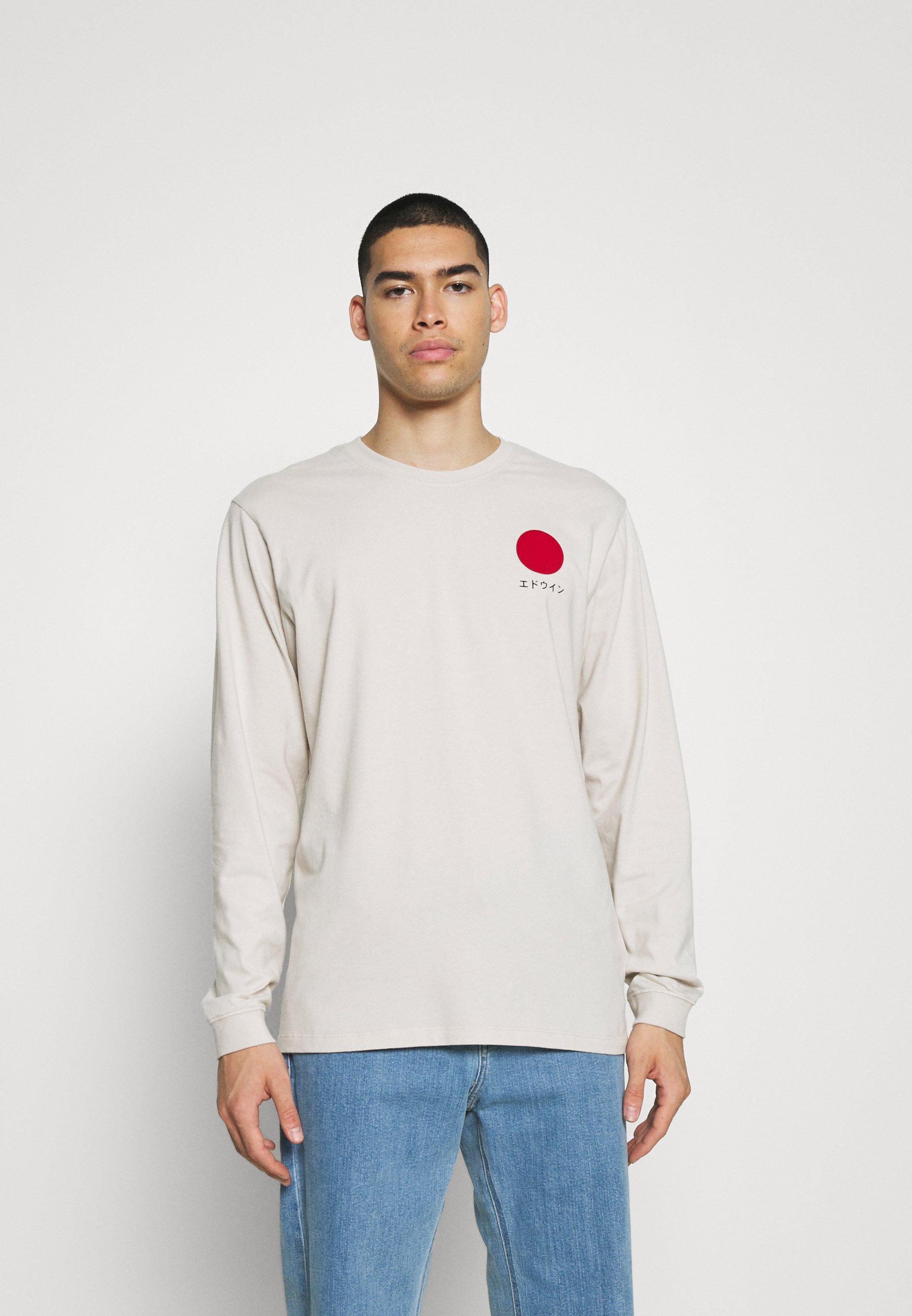 Men JAPANESE SUN UNISEX - Long sleeved top