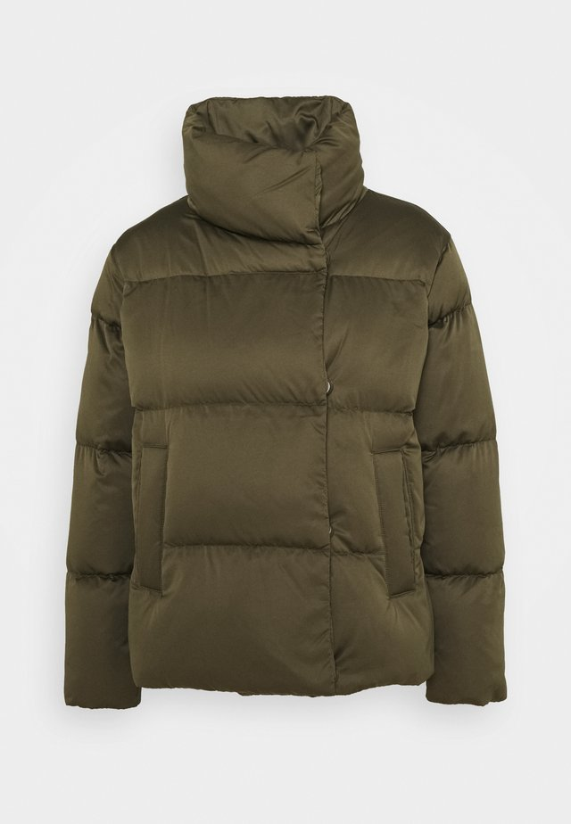 OFELIA - Down jacket - khaki