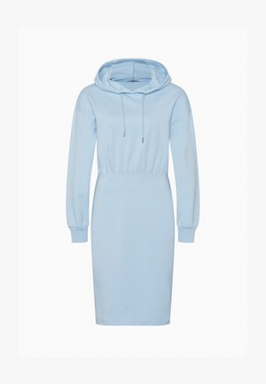 Day dress - samtblau