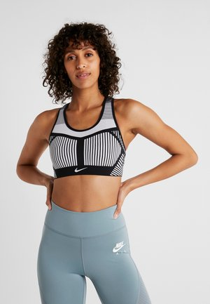 FLYKNIT BRA - Sports-bh'er - black/pure platinum