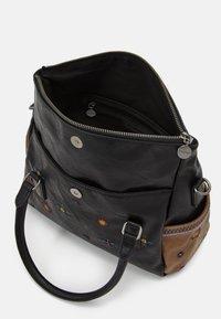 Desigual - BOLS LULULOVE LOVERTY - Handbag - black - 2