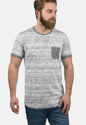 INGO - Print T-shirt - mid grey