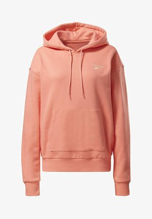 RI FRENCH TERRY HOODY - Hoodie - red