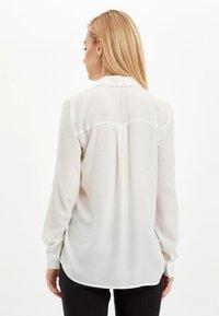 DeFacto - BLOUSE - Blouse - white - 2