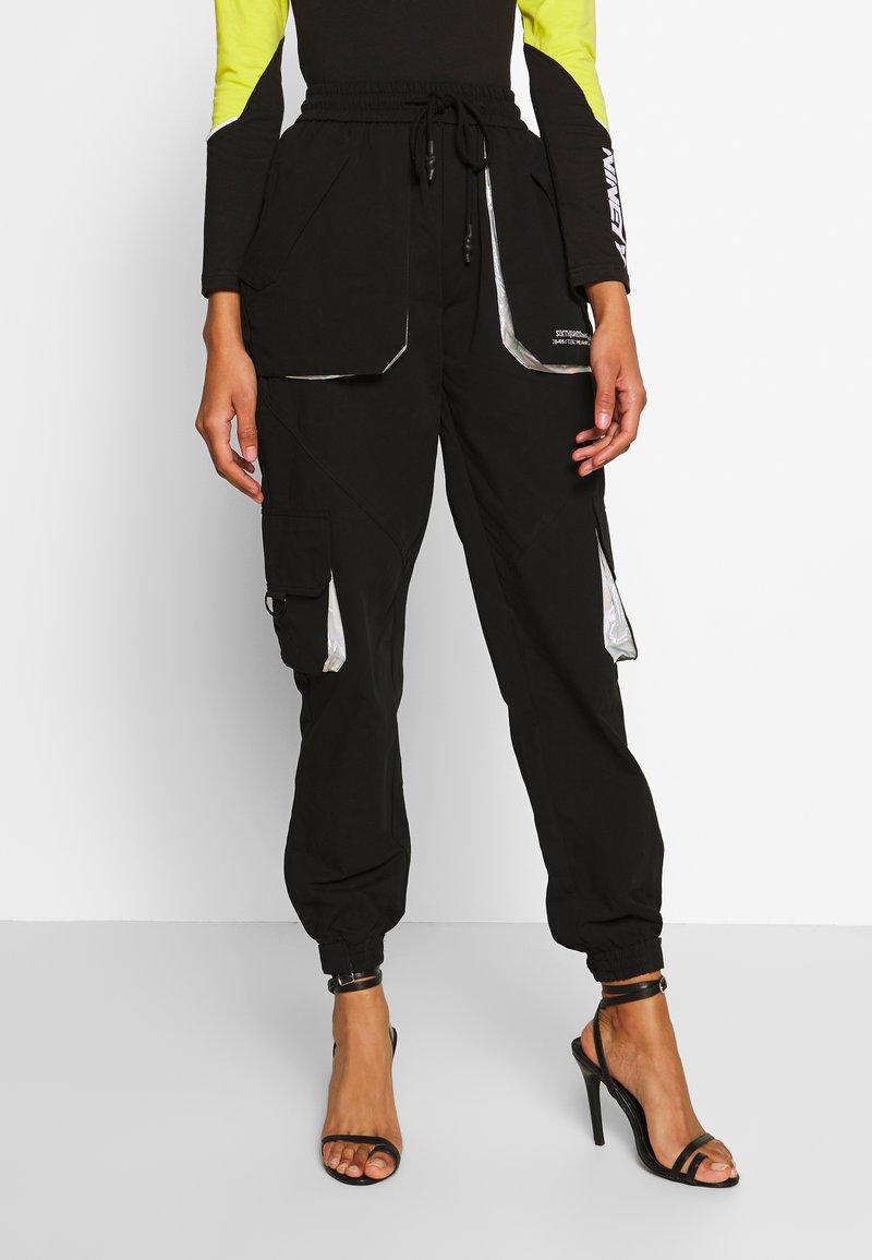 Sixth June - PANTS - Trousers - black