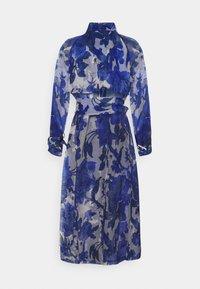 Diane von Furstenberg - EDA - Trenssi - blue - 1