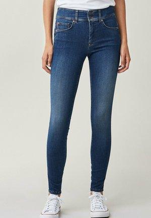 SECRET PUSH  - Jeans Skinny Fit - blau