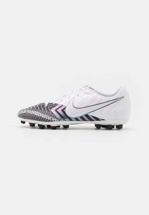 MERCURIAL VAPOR 13 ACADEMY MDS AG - Moulded stud football boots - white/black