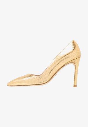 ANNY - High heels - gold