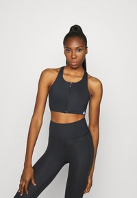 adidas Performance - BRA - Sports bra - black - 2