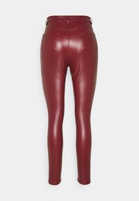 Missguided Tall - TROUSER - Kalhoty - wine - 1