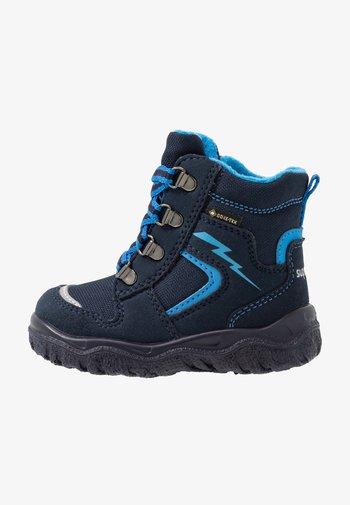 HUSKY - Winter boots - blau