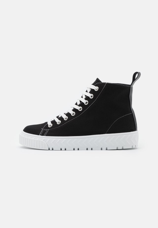 TAURUS  - High-top trainers - black