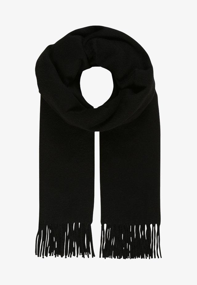 BLEND SCARF - Šála - black