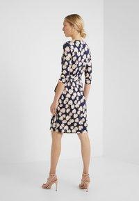 Diane von Furstenberg - NEW JULIAN TWO - Shift dress - new navy - 2