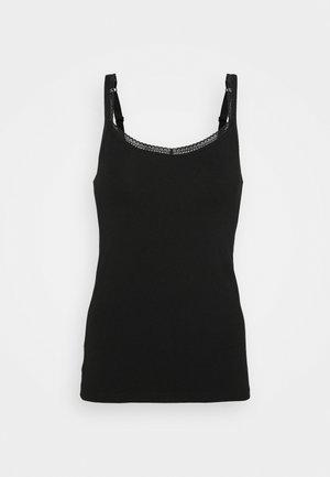 COT SHELF SUPPORT - Maglia del pigiama - black