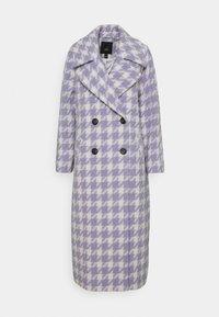 River Island - Classic coat - lilac - 4