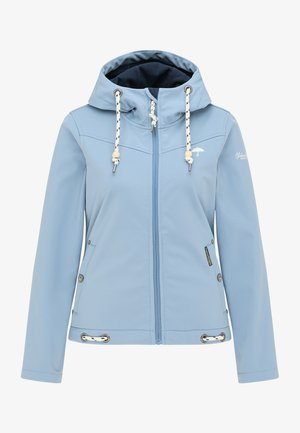Outdoorjacke - denimblau