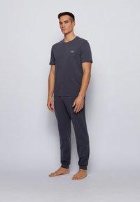 BOSS - MIX&MATCH T-SHIRT - Pyjama top - dark blue - 1