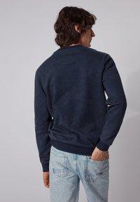 BOSS - WASH - Sweatshirt - dark blue - 2