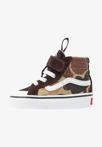 Vans - SK8 REISSUE 138 - Baby shoes - chocolate torte/true white - 1